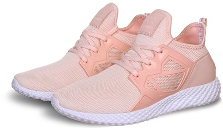 Certified Light Pink & White Trainer  - Click to view a larger image