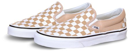 Vans Frappe Nude Classic Slip On  - Click to view a larger image