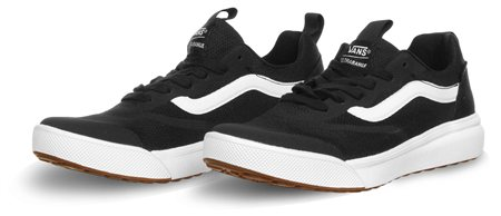 Vans Black-White (Mens) Ultrarange Rapidweld Shoes  - Click to view a larger image