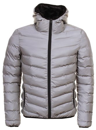 Brave Soul Light Grey Jacket  - Click to view a larger image