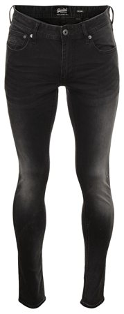 Superdry Black Skinny Jean  - Click to view a larger image