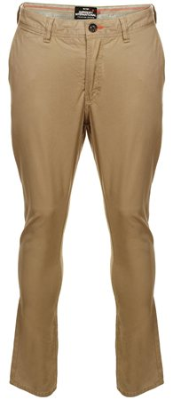 Superdry Desert Beige Rookie Chino Trousers  - Click to view a larger image