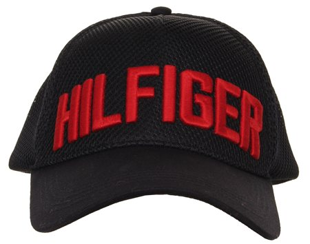 Hilfiger Denim Tommy Navy Baseball Cap  - Click to view a larger image