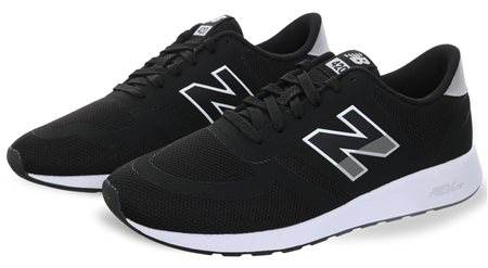 New Balance Black Mlr 420 Lace Up Trainer  - Click to view a larger image