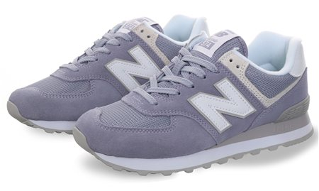 New Balance Purple Trained  - Click to view a larger image