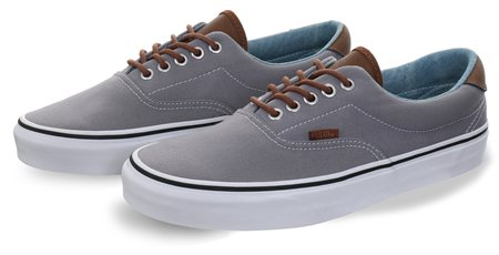 Vans C&L Era 59 Sneakers Mens Low Top Shoes Grey Sale