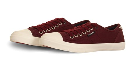 Superdry Rust Low Pro Trainer  - Click to view a larger image