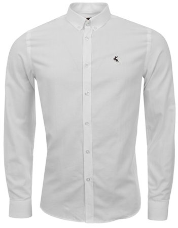Ottomoda White Ox Shirt  - Click to view a larger image