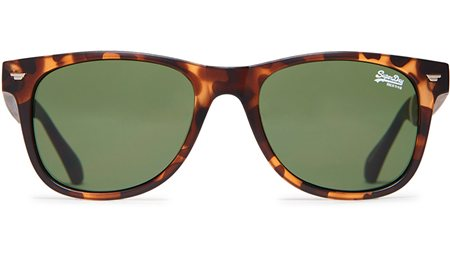 Superdry Green Sdr Super Farer Sunglasses  - Click to view a larger image