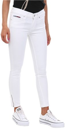 Hilfiger Denim White Skinny Nora Jean  - Click to view a larger image