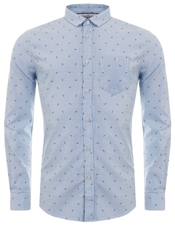 2nd Chapter Light Blue Lyon Shirt  - Click to view a larger image