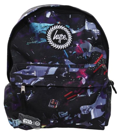 Hype Dark Side Camo Back Pack  - Click to view a larger image
