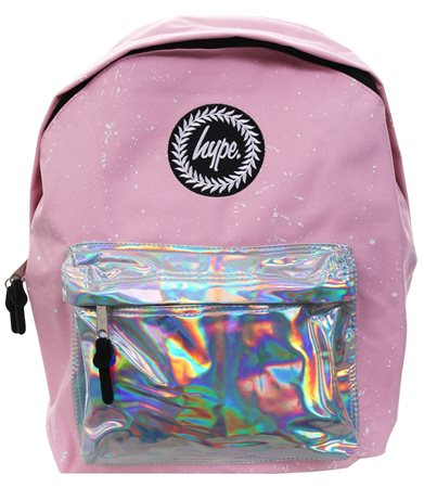 8b33006b3a Hype Splatter Pink Back Pack