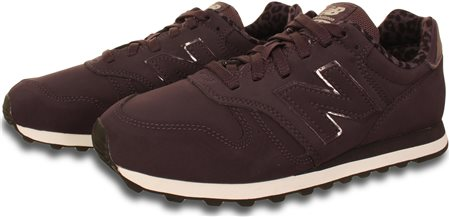 New Balance Plum Plum Trainer  - Click to view a larger image