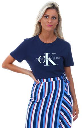 0598a6ff04ca Calvin Klein Peacoat Logo T-Shirt