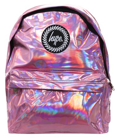 0cfaec254f Hype Holographic Pink Backpack
