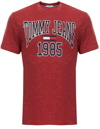 Hilfiger Denim Samba Collegiate Regular Fit T-Shirt  - Click to view a larger image