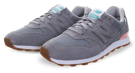 New Balance Grey 996 Running Trainer  - Click to view a larger image