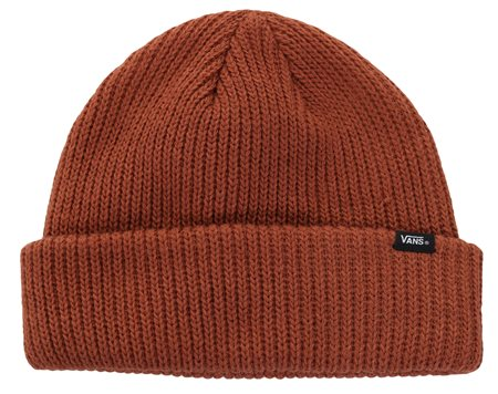 Vans Sequia / Orange Core Basic Knitted Beanie  - Click to view a larger image
