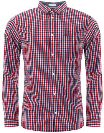Hilfiger Denim Samba Regular Fit Check Shirt  - Click to view a larger image