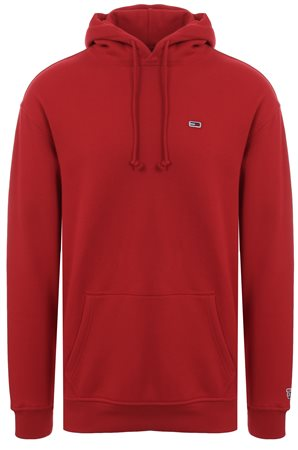 Hilfiger Denim Samba Red Classics Monagram Hoodie  - Click to view a larger image
