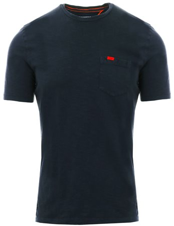 Superdry Dry Storm Navy Dry Originals Pocket T-Shirt  - Click to view a larger image