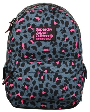 f16649d8ec6 Superdry Animal Pink Print Edition Montana Rucksack | | Shop the latest  fashion online @ DV8