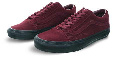 3226bc4128 Vans Port Royale Suede Old Skool Shoes - Click to view a larger image