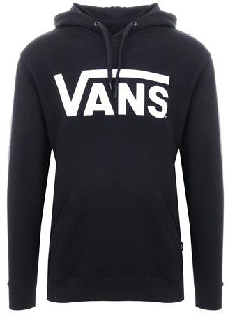 d7cf6fedd5 Vans Black-White Classic Pullover Hoodie