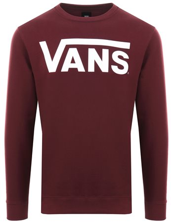Vans Port Royale Classic Crew Printed Fleece  - Click to view a larger image