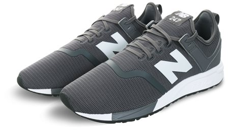 New Balance Marblehead With White 247 Trainer  - Click to view a larger image