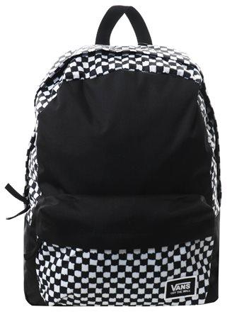 22921d2513 Vans Black White Old Skool Back Pack