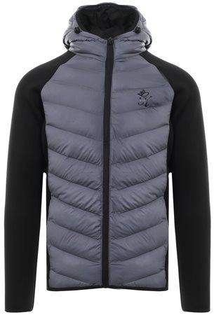 4ebdfc11e1478 Gym King Dark Grey Bones Padded Jacket
