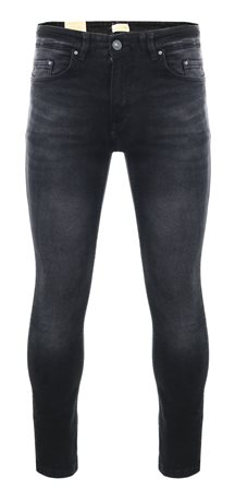 Dv8 Black Faded Skinny Jean  - Click to view a larger image