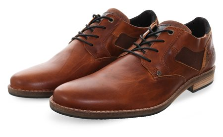 Bull Boxer Caco Leather Lace Up Shoe  - Click to view a larger image