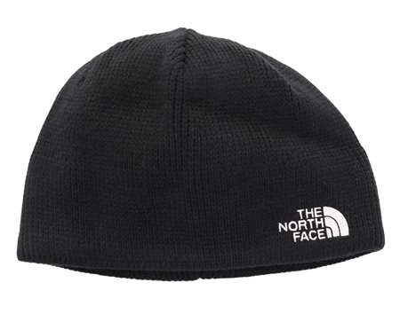 The North Face Tnf Black Bones Ribbed Beanie  - Click to view a larger image