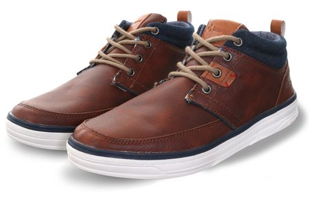 Lloyd & Pryce Camel Mcgarry Mid Boot  - Click to view a larger image