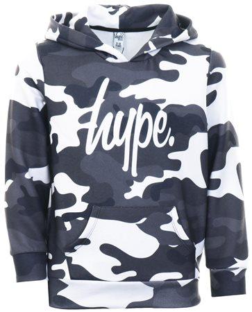 Hype Khaki Mono Camo Hoodie  - Click to view a larger image