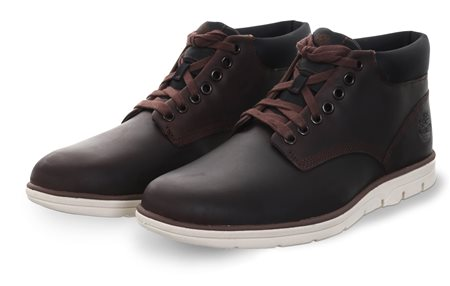Timberland Brown Bradstreet Chukka Mid Boot  - Click to view a larger image