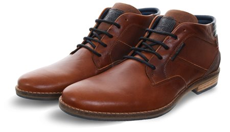 Bull Boxer Dico Lace Up Mid Boot Shoe  - Click to view a larger image