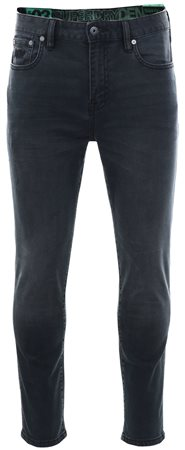 Superdry Black Washed Tyler Slim Jeans  - Click to view a larger image
