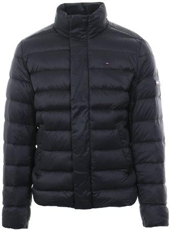 3e90a1a8c Hilfiger Denim Black Down-Filled Puffer Jacket | | Shop the latest fashion  online @ DV8