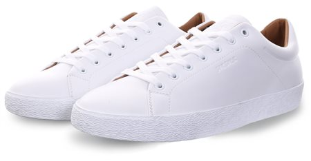 Siksilk White Rafeal Lace Up Shoe  - Click to view a larger image