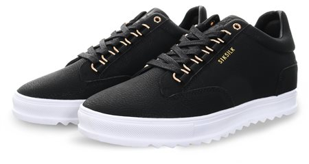 Siksilk Black Element Lace Up Shoe  - Click to view a larger image