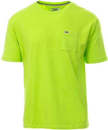 Hilfiger Denim Lime Classics Pocket Tee  - Click to view a larger image