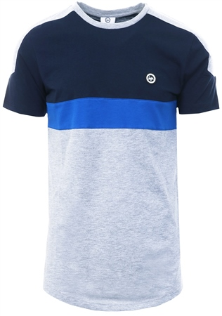 Hype Navy Scotland Short Sleeve T-Shirt  - Click to view a larger image