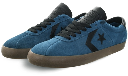 Converse Blue Break Point Pro Trainers  - Click to view a larger image