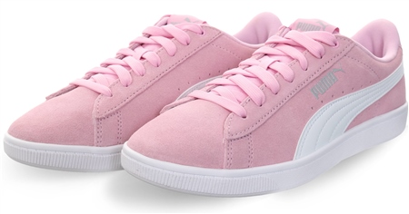 Puma Pale Pink Vikky V2 Sneaker  - Click to view a larger image