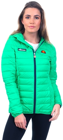 Ellesse Green Lompard Padded Jacket  - Click to view a larger image