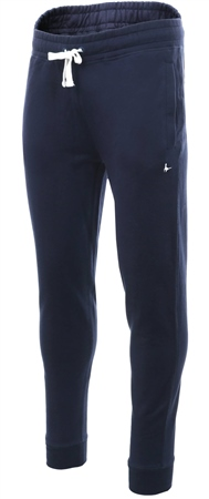 Jack Wills Navy Haydor Sweatpant Joggers  - Click to view a larger image